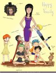 StrawHat Family by Eternizy