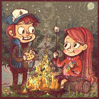 S'mores! by Alyssizzle-Smithness
