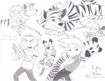 Calvin and Hobbes by BlueLink