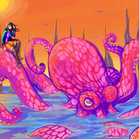 Octopus by InstantCereal