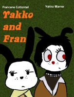 Yakko and Fran by HCShannon