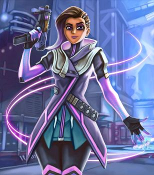 Sombra infiltrates by bobcow09