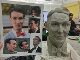Bill Nye The Science Guy! by crazyace7