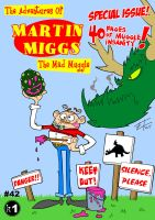 The Adventures of Martin Miggs by edgar1975