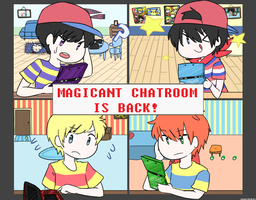 Magicant Chatroom is BACK! by MemoriiMakiko