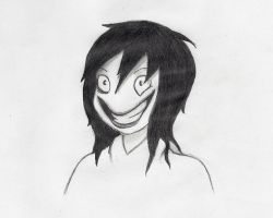 Jeff the Killer by AllieTheCat