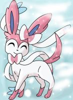 Sylveon by Mast88