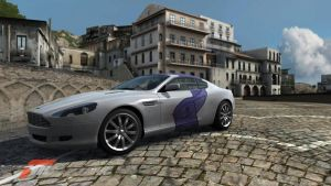 Rarity - Aston Martin DB9 by MintBronyCrunch