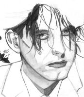 Robert Smith Unfinished by MiliaTimmain
