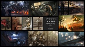 20,000 Leagues Under the Sea by ProgV