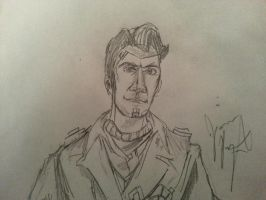 Borderlands 2: Handsome Jack by Drawception