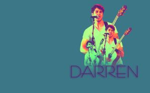 Darren Guitar by aliceismadness