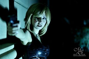 Parasite Eve - Facing Her Fears by maverickdelta