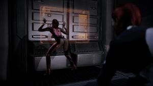 A Private Dance for Shepard by Revan654