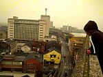 View of Nottingham. by Peggasaurus-Rex