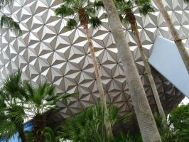 Epcot-Spaceship Earth by live4dancingg