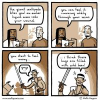 Barbarian Logic by mellapants