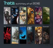 Therbis - Summary of art 2016 by Therbis