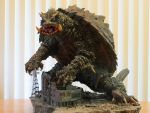 Nightmare Gamera Finished 2 Oh No, He Saw us! by Legrandzilla