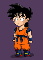Gohan by Budgies