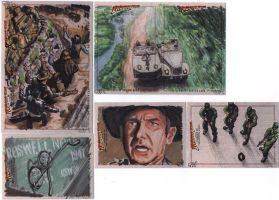 Indiana Jones KOTCS sketches12 by tdastick