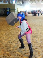 Scott Pilgrim VS The World Ramona Flowers Cosplay by GamerZone18