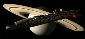 U.S.S. KING CHARLES STARLINER by archangel72367