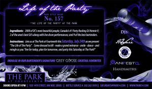 Park14 Flyer by amitrichard