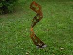 Ant's in the wind (4) by Metal-Sculpture