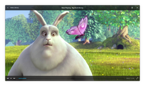 Gnome App Skeches: Videos Playing by spiceofdesign