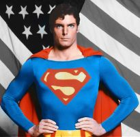 superman. by iheartgeorgesampson