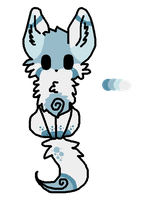 .: Long-eared Fox Adopt :. ~ CLOSED by valwolf
