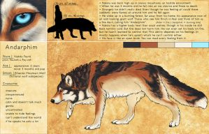 Nakou Feyre - Reference Sheet by Khalliys