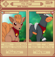 Team Fire Charge! by PonyPortal