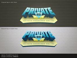 PrivateRO Logo by tambraxx