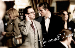 You are all I want by i605