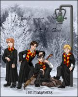 The Marauders by tina-lynn
