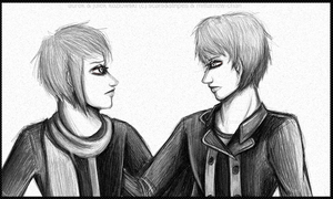 BL- Brothers by ScarsAndStripes