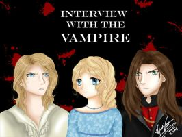 Interview With the Vampire by SassyLilPanda