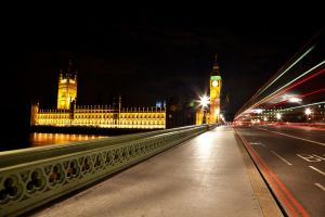 Lights of London by hydrodjinn