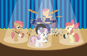 CMC Band by ponypower5000