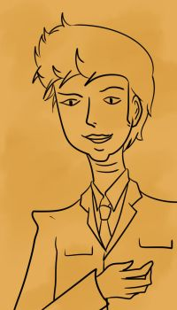 Tenth Doctor - Thai painting style by Aomelette