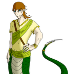 Mark the snake king by ColdBlod23