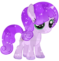 Starly Crystal Pony by Posey-11