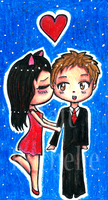 Commission: Cheynne and Jake by TaitRochelle