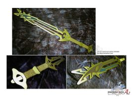 FFT A2: Dynast King Sword by ice-sabre