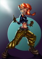 Kim Possible Strikes Back by mallaard
