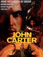 JOHN CARTER fan poster by SWFan1977