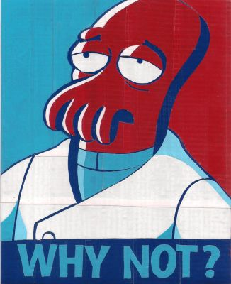 Why Not Zoidberg? by DuctileCreations