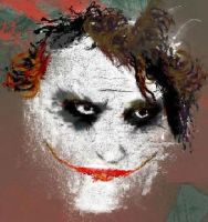 Joker ako Ej Kej Ej Joker Youtube channel icon by KaktusaKchanell